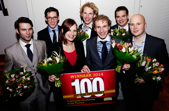 best-young-professionals-top-100-2014