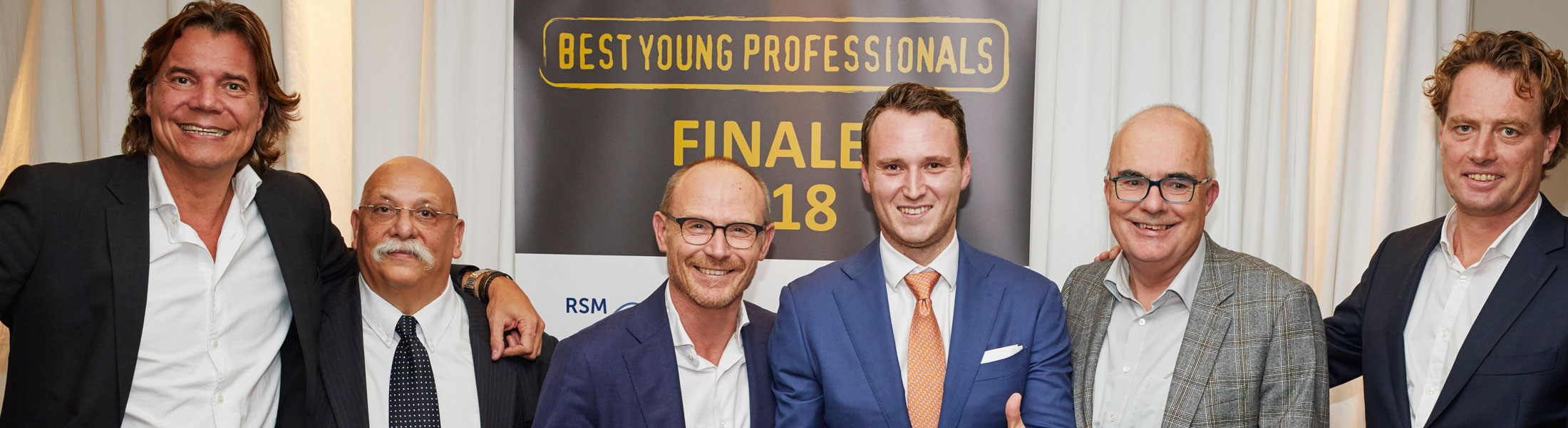 Best Young Professionals 2018